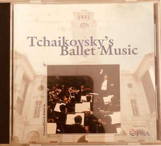 Tchaikovsky's Ballet Music