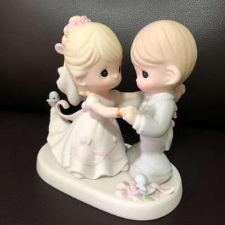 Precious Moments Figurine - you are my dream come true