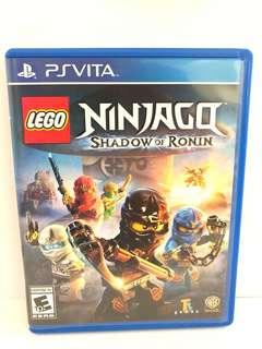 LEGO Ninjago Shadow of Ronin for Sony PSV