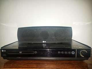 LG Home Sound System