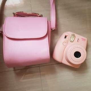 Instax Mini 8 w/ bag