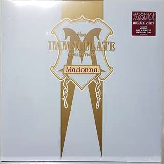 Vinyl Double LP : Madonna - The Immaculate Collection