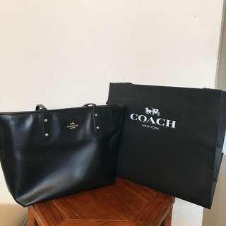 🈹正品COACH側揹袋 可放A4