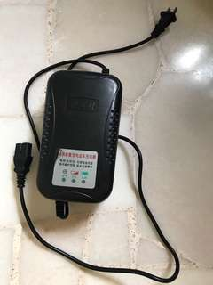 180w power escooter charger 58-59v 1.7 to 3A