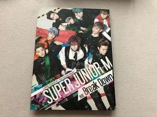 Super Junior M (Suju) - Breakdown Album