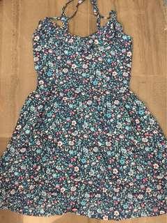 Hollister Floral Dress