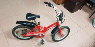 兒童腳踏車   16吋  giant  kj182   捷安特