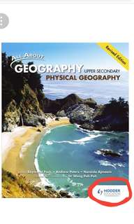 All about Geography Physical Geography Pure geography O Level Latest Newest Edition