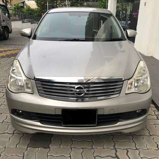 Nissan SYLPHY Limited Promotion! Grab Friendly*