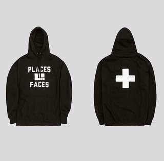 <ORI> Places + Faces Hoodie HBX Pop-up Limited Edition