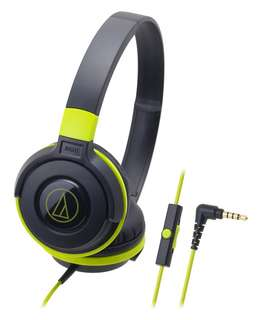 AUDIO TECHNICA STREET MONITORING ATH-S1OOIS HEADPHONES