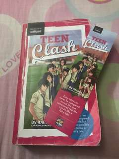 "Pop Fiction (Wattpad Book) ""Teen Clash"""