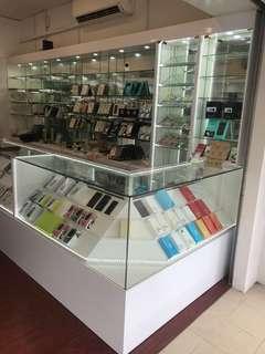 Mobile shop assistant