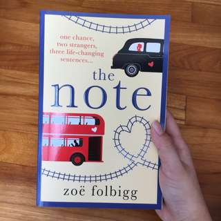 (book) the note