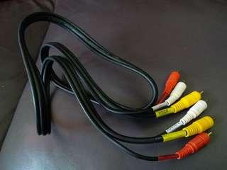 Japan 高級三色電線