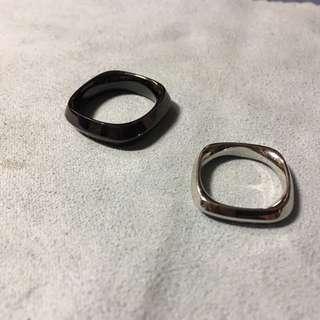 Agnes B Homme 情侶介指 couple rings