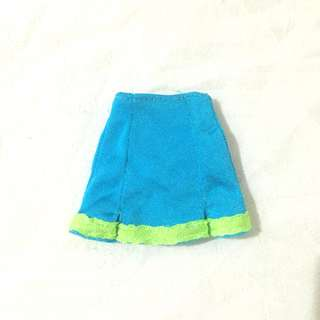 Skirt for Barbie