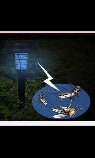 Solar mosquitoes repellant/ mosquitoes killer/ garden light