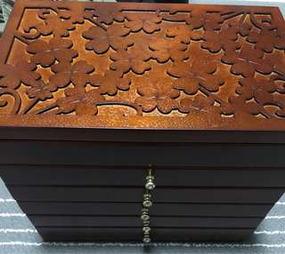 Amulet Storage Box