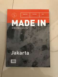 MADE IN Jakarta