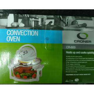 NEW! Convection Oven $ 250 only