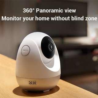 360 IP Camera 1080P Full HD