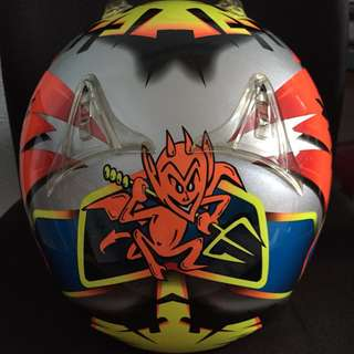 Shoei Starfire Full Face Helmet