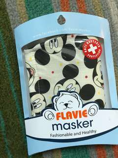 (bisa diCUCI) masker mickey mouse