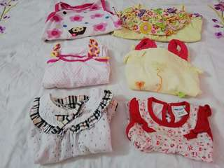 Bundle Baju Baby Girl