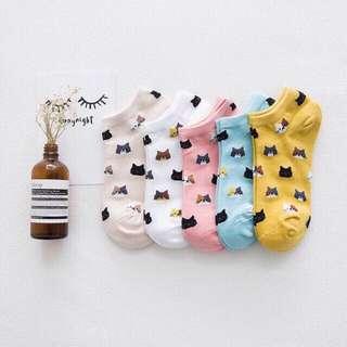 Kittens Low-cut Socks