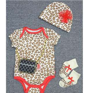 BB 3 in 1 MISS SASSY Romper set