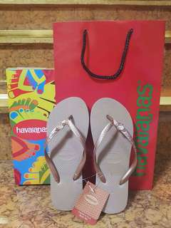 💯% authentic havaianas for women