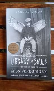 Library of Souls (3rd book of Peculiar Children Series) by Ransom Riggs