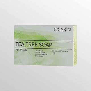 NXTSKIN GREEN TEA SOAP+