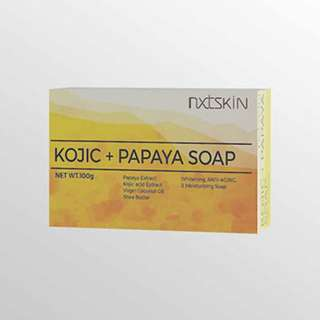 NXTSKIN KOJIK + PAPAYA SOAP