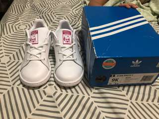 Authentic Brandnew Stan smith toddler