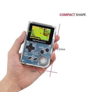 Retro mini handheld