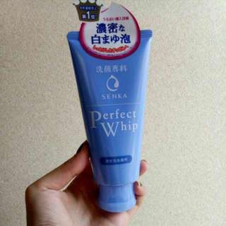 Shiseido Perfect Whip Facial Cleanser