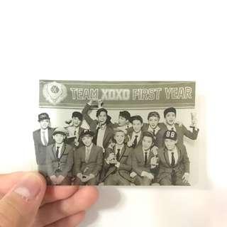 🖤EXO透明飯卡🖤