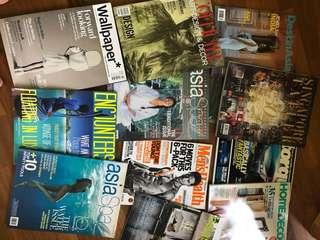 Magazines - lifestyle