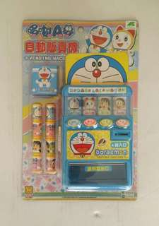 🚚 哆啦A夢自動販賣機