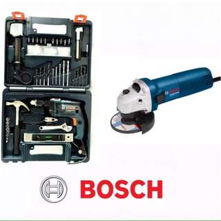 PROMO!! BOSCH Impact DRILL 13 Re and Angel GRINDER GWS 060!