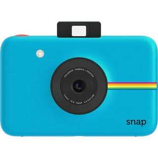 Polaroid Snap Instant Digital Camera (Blue)