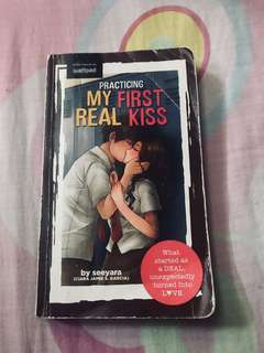 "Pop Fiction ""My First real Kiss"""