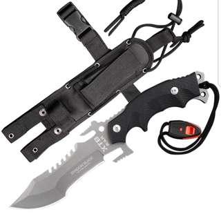 XTB survival knife