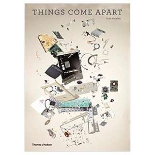 Things Come Apart - A Teardown Manual for Modern Living by Todd McLellan #HariRaya35