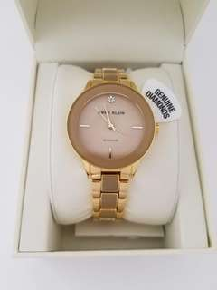 Anne Klein Women's Gold Tone Bracelet Watch, 35 mm. P4,500 free shipping. Only one.