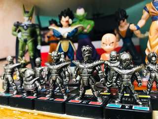Rare Dragon Ball Z Action Figures