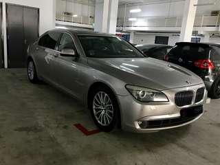 BMW 740Li Auto