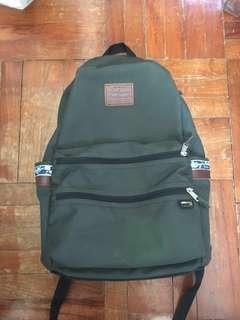 Bodysac 背包 內格 backpack 休閒 文青 灰綠 墨綠 番工 番學 上學 上班 電腦包